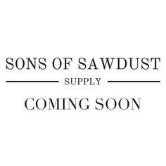 Were excited to finally announce the name of our new store: SONS OF SAWDUST SUPPLY.  We just launched the website today! You can find a great selection of new SOS swag just click the link in our bio to visit the site.  Our storefront in Athens will feature our reclaimed wood products and SOS merch but we'll also be carrying a variety of other products centered around the home. We are currently accepting submissions if you would like for us to consider selling your hand made products in our…