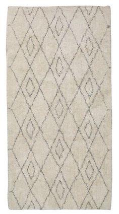 Kleed EIK 70x160 off-white | JYSK