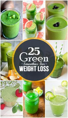 Green Smoothies for Weight Loss