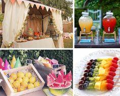 ¡Pon una Candy Bar en tu boda!