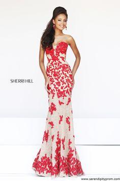 Sherri Hill 11120 prom dress