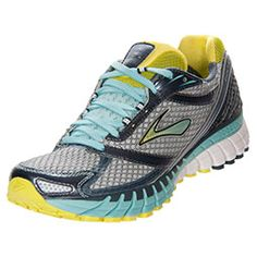 Brooks running shoes Ghost 6, these are my running shoes.... Any workout clothes that match thaws would be much appreciated!!!