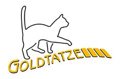 Logo Goldtatze in gelb