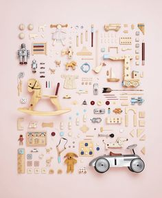 I have become a BIG fan of Canadian Photographer, Todd McLellan, since I discovered him,particularlyhis deconstruction pieces such as the rocking horse shown below. He has recently brought outa…