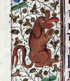 Book of hours, Savoie 15th century (Clermont-Ferrand, Bibliothèque municipale, ms. 84, fol. 75v). Discarding images.