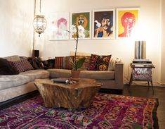 Boho Minimalist Living Room Ideas: Bohemian Living Room Photos Of 250 Living Room Styles, Living Room Photos, Chic Living Room, Living Room Designs, Living Room Decor, Cozy Living, Bohemian Living Spaces, Bohemian Apartment Decor, Bohemian Chic Decor