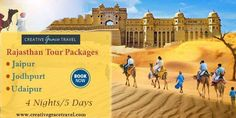 #Rajasthan #Tour #Packages