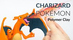 Charizard Pokemon – Polymer Clay Tutorial