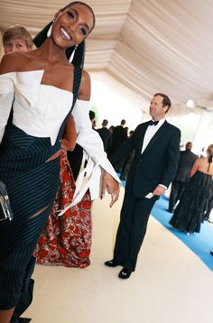 Phil Oh's best style captures from this year's Met Gala.