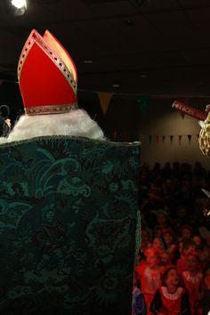 Sinterklaas intocht in Stiens