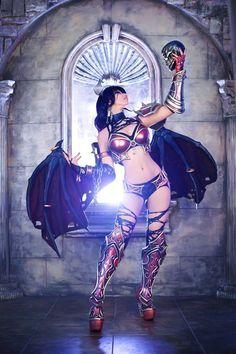 Dota 2 - Queen Of Pain by Tasha #Cosplay