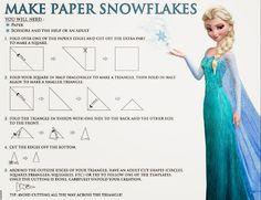 disney frozen snowflakes