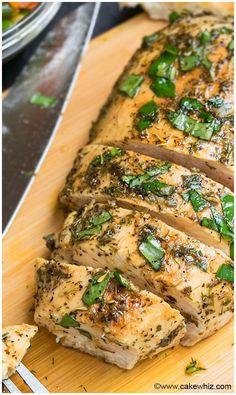 Easy Greek Chicken Marinade Recipe