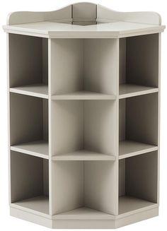 Kids Corner Book Storage from Home  Decorators