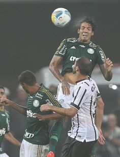 Victor Ramos e Claiton Xavier - Corinthians 2 (5)x(6) 2 Palmeiras - Itaquera Arena - Campeonato Paulista 19/04/2015