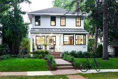 Enter the HGTV Urban Oasis 2019 Sweepstakes for a chance to win a Scandinavian inspired farmhouse in Minneapolis, Minnesota valued . Rustic White, Ship Lap Walls, City Living, Hgtv, Midcentury Modern, Curb Appeal, Modern Farmhouse, Oasis, Outdoor Living