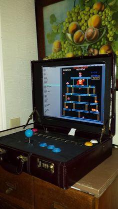 Gaming suit case