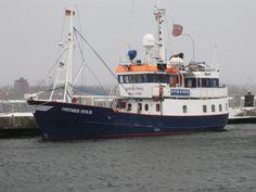 Die Ostsee Star im Hafen!