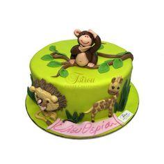 τούρτες γενεθλίων :: τούρτες για αγόρια :: ΖΟΥΓΚΛΑ 2 3D