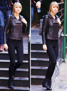 Taylor Swift out and about in NYC 12/26/14