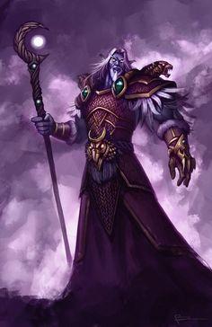Druid Master New by bmd247 on deviantART