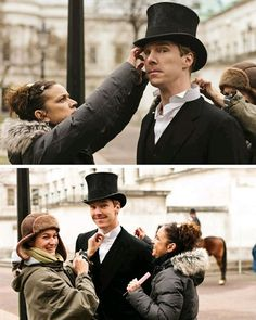 "Benedict Cumberbatch fanpage (@cumberbunnies) on Instagram: ""Benedict in Parades End"""