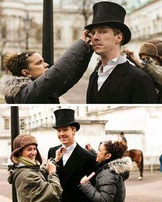 """Benedict Cumberbatch fanpage (@cumberbunnies) on Instagram: """"Benedict in Parades End"""""""