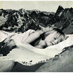Silent Rescue - Affiche d'art Sammy Slabbinck - gris - Balibart - Ref: 1864563 | Brandalley