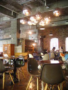 More of Design Museum cafe in Seoul