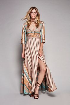 Spell & the Gypsy Collective Womens PEYOTE GOWN