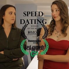 Updated promo photo for #SpeedDating with all #laurels and #awards. Very excited our film has won 3 awards and screened in 12 #filmfestival appearances so far! #filmlife #film #festival #laurel #tampa #filminflorida #directedbywomen #womeninfilm #filmmakingwhilefemale #producer #producerlife #florida