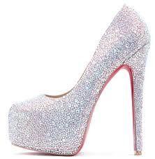 Crystal Rhinestone Shoe