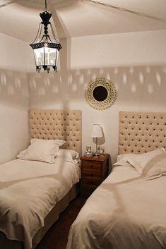 Fotografia dormitorio Recreo San Cayetano