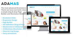 Download Adamas – Responsive WooCommerce WordPress Shop Theme Free