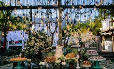 10 curiosidades sobre luzes alternativas na decoração do casamento
