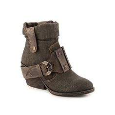 2 Lips Too Too Tame Western Bootie