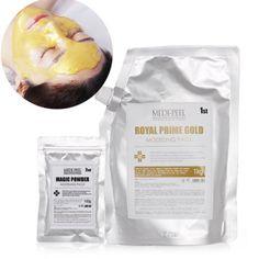 Cream Style Modeling Peel Off Mask Pack 3 Types Skincare Masque 1kg Magic Powder | eBay