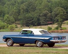 1961 Chevrolet Impala..Re-pin..Brought to you by Agents of #CarInsurance at #HouseofinsuranceEugene