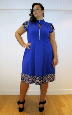 The Blue Babydoll comes in an 18/20 and is priced at $115.