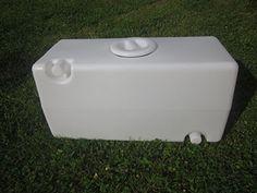 Wassertank, Frischwassertank, Abwassertank 55 l Wohnmobil Wohnwagen Boot