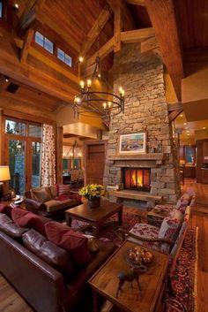Beautiful Fireplace!!-SR
