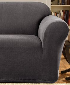 Sure Fit Stretch Metro 1-Piece Sofa Slipcover - Slipcovers - For The Home - Macy's