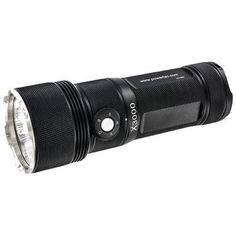 Powertac 3000-lumen X3000 Gen Ii Flashlight And Mobile Charger