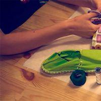 DIY: Alpargatas patchwork de Trapo y Tela