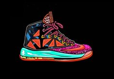 wholesale dealer 4f910 c2463 ILOVEDUST Lebron Mvp, Nike Lebron, Arte Popular, Lebron James, Lapel Pins,