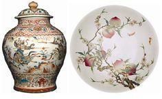 Porcelana china: de vajilla a obra de arte