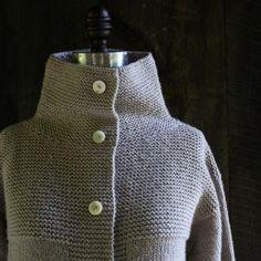 Purl Soho Cardigan Coat + Vest | Purl Soho - Create - LOVE