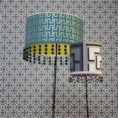 sussex - black and white wallpaper | Designers Guild