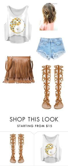 """Untitled #126"" by vic-valdez on Polyvore"