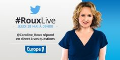 Jeudi Caroline Roux répond à vos questions en direct sur Twitter